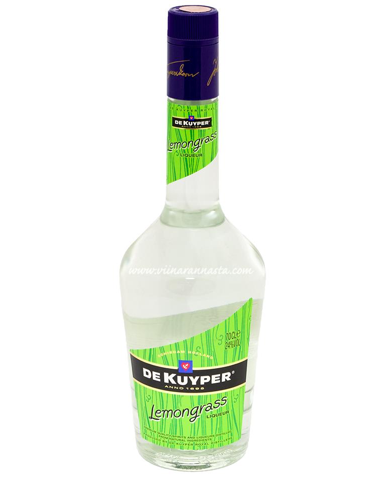 De Kuyper Lemongrass 24% 70cl