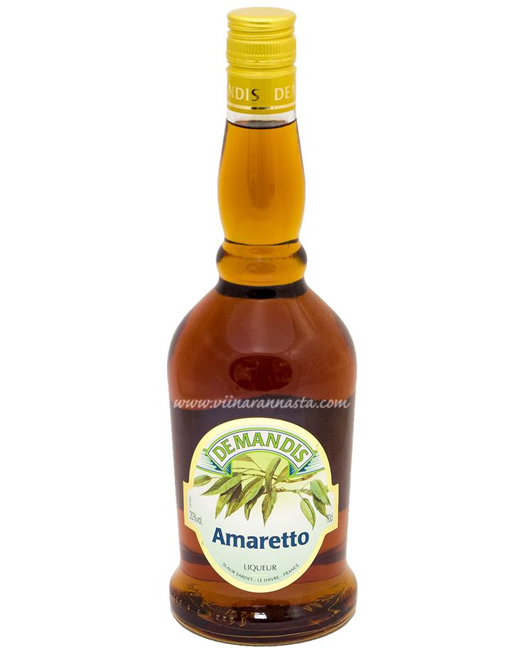 Amaretto Demandis 20% 70cl