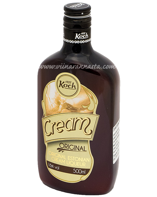 Koch Original Cream Liqueur 16% 50cl PET