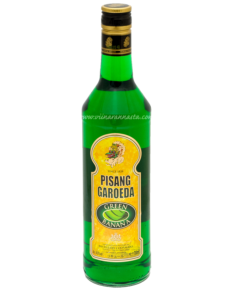 Pisang Garoeda Green Banana 14,5% 70cl