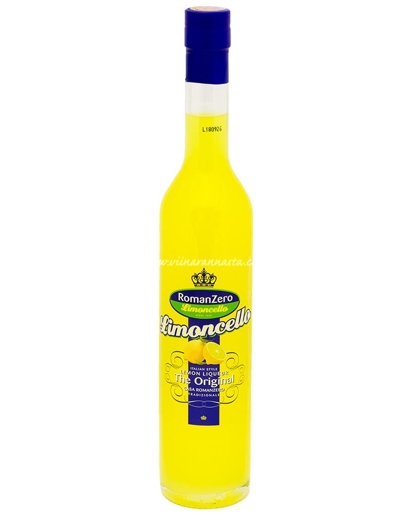 RomanZero Limoncello 25% 50cl