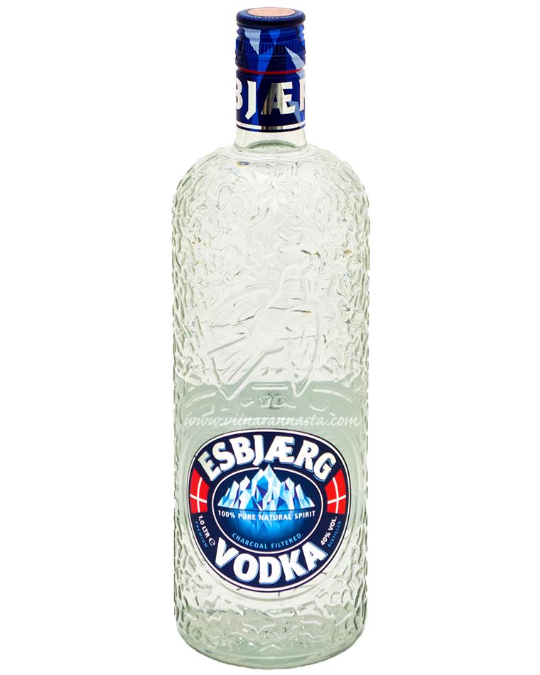 Esbjaerg Vodka 40% 100cl
