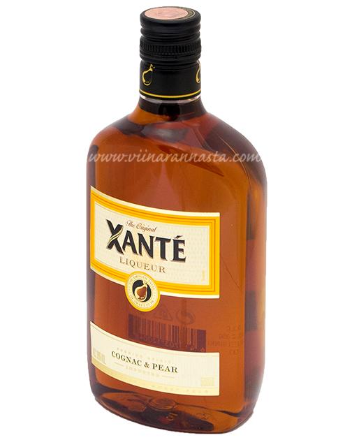 Xante Pear & Cognac Liqueur 38% 50cl PET