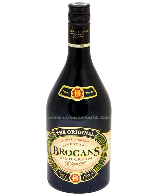 Brogans Irish Cream 17% 70cl