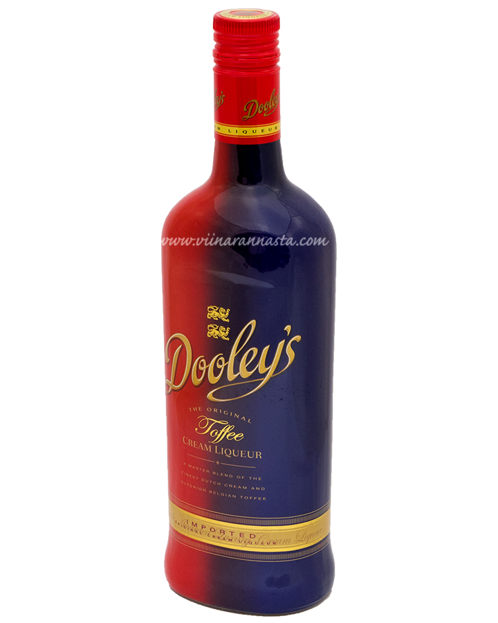Dooleys Original Toffee & Vodka 17% 70cl