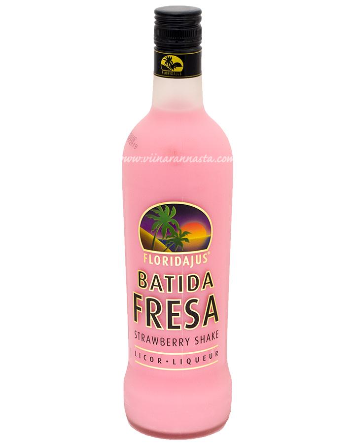 Floridajus Batida De Fresa 16% 70cl