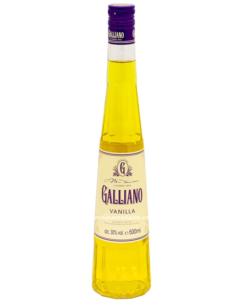 Galliano Vanilla 30% 50cl