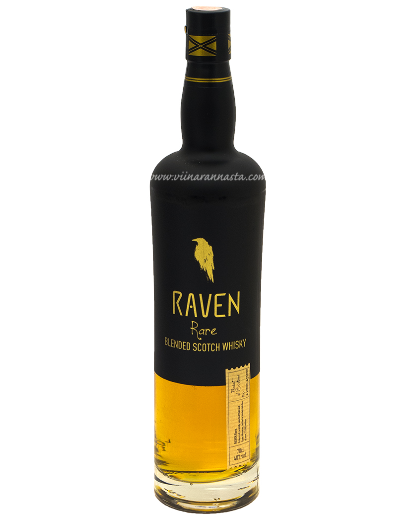 Raven Rare Blended Scotch Whisky 40% 70cl