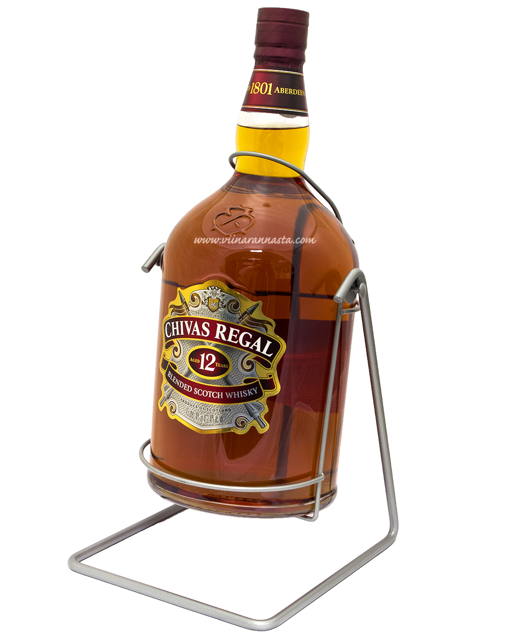 Chivas Regal 12YO 40% 450cl SWING