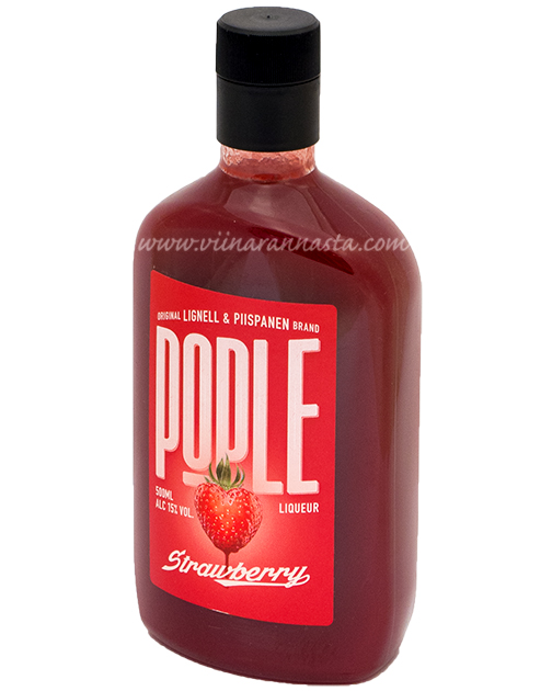 Lignell & Piispanen Pople Strawberry 15% 50cl PET
