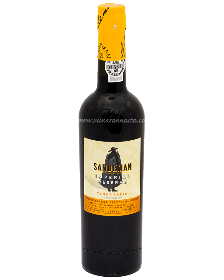 Sandeman Imperial Reserve Tawny Porto 20% 50cl