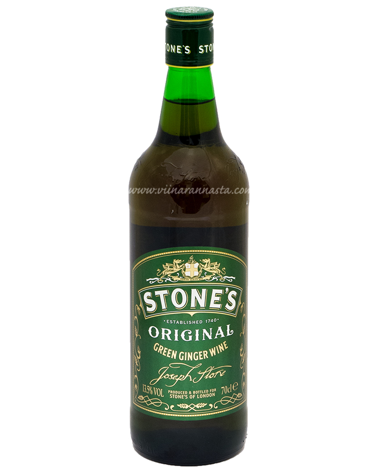 Stones Original Green Ginger Wine 13,5% 70cl