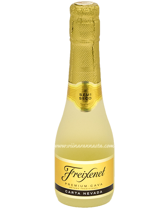 MINI Freixenet Cava Carta Nevada Semi Seco 11,5% 20cl
