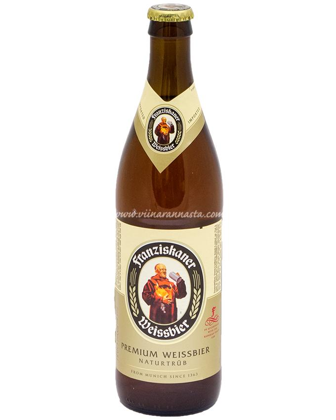 Franziskaner Weissbier 5% 50cl