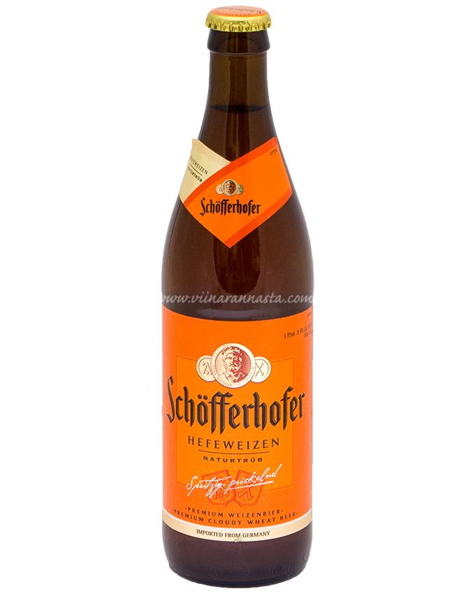 Schöfferhofer Hefeweizen 5% 50cl