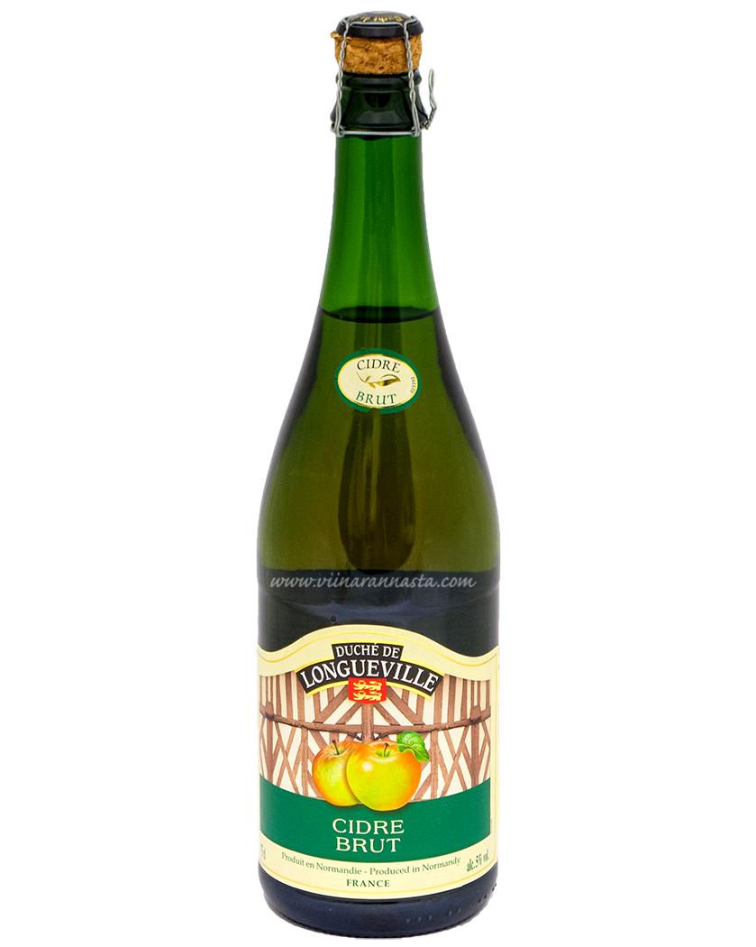 Duche de Longuville Cidre Brut 5% 75cl