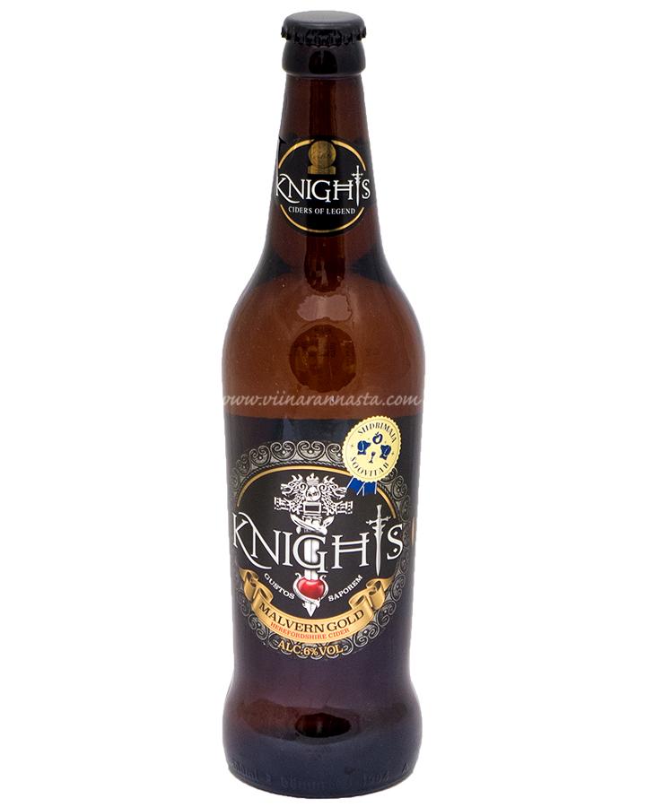 Knights Malvern Gold Cider 6% 50cl