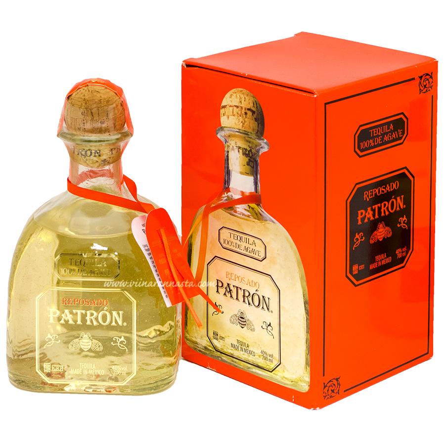 Patron Reposado Tequila 40% 70cl