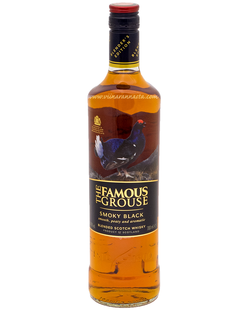 The Famous Grouse Smoky Black 40% 70cl