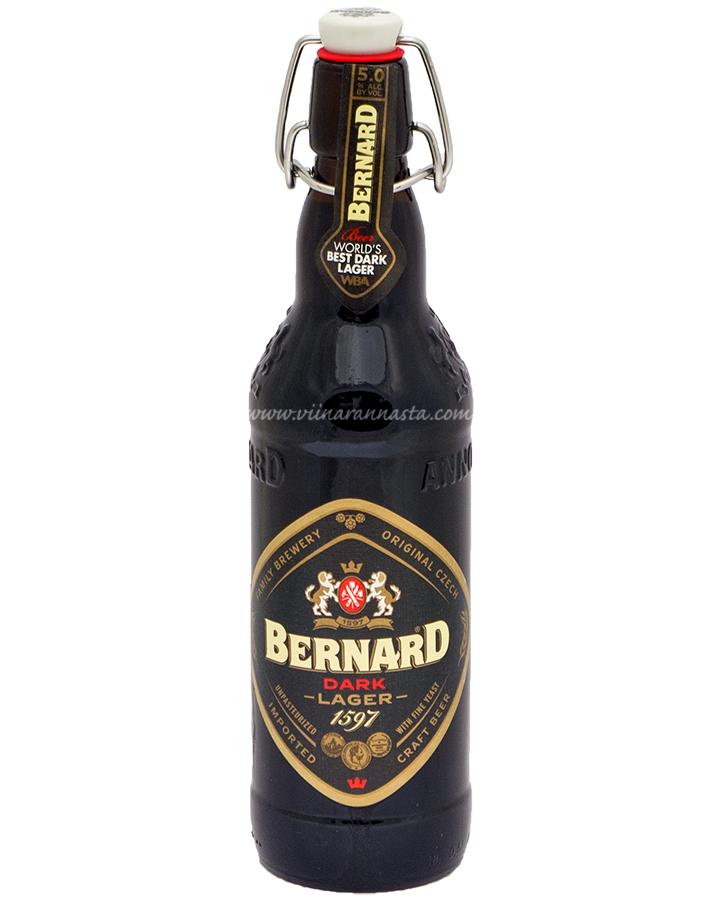 Bernard Dark Lager 5,1% 50cl