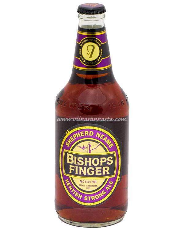 Shepherd Neame Bishops Finger 5,4% 50cl