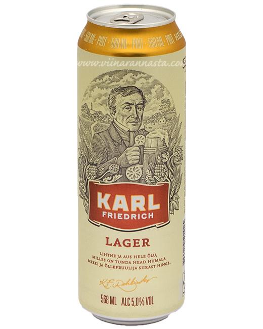 Karl Friedrich 5% 56,8cl