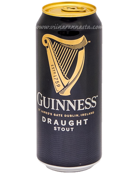 Guinness 4,2% 44cl TIN