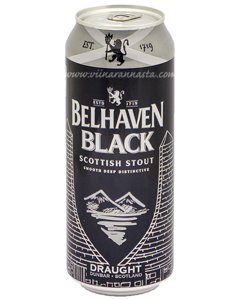 Belhaven Black Scottish Stout 4,2% 44cl