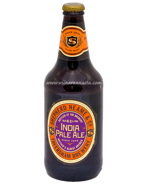 Shepherd Neame India Pale Ale 6,1% 50cl