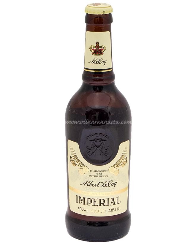 A.Le Coq Imperial Gold 4,8% 40cl