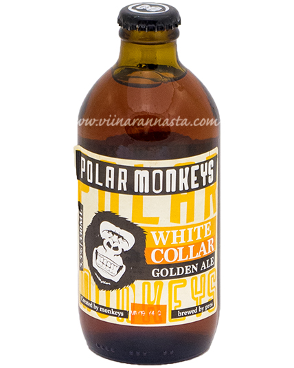 Polar Monkeys Golden Ale 5,5% 33cl