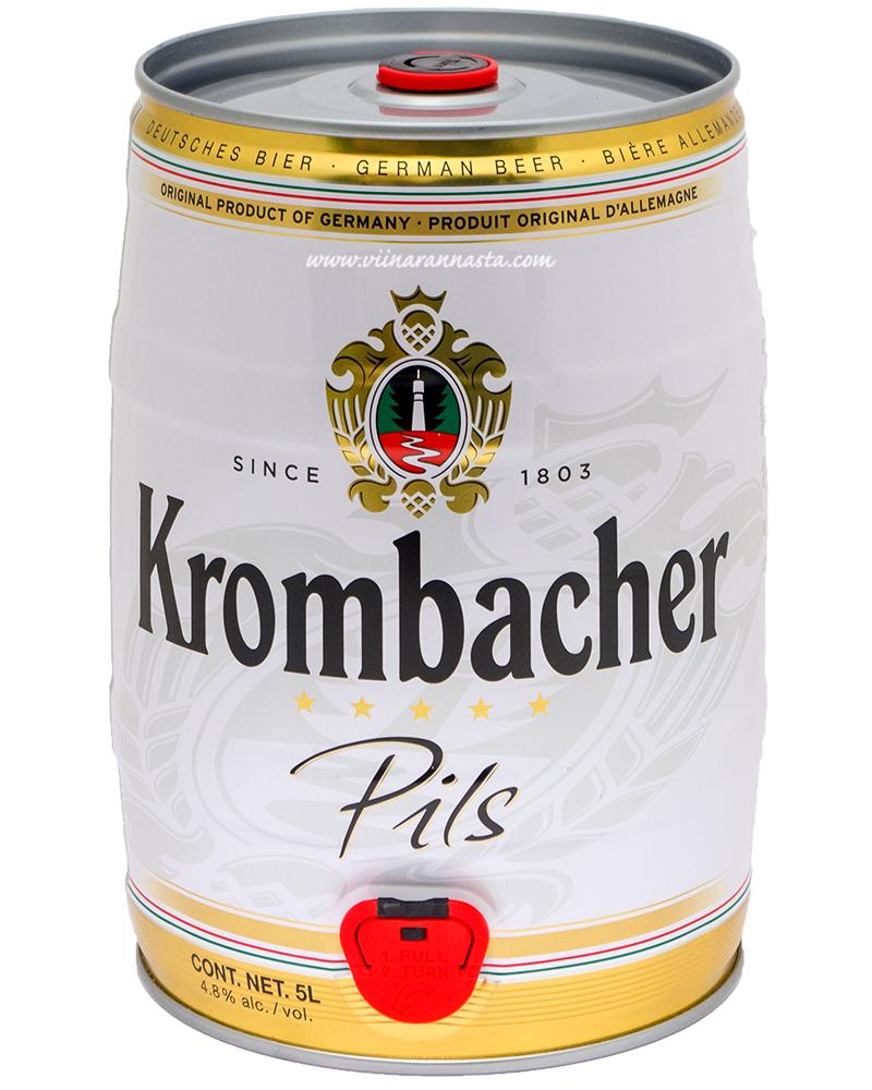 Krombacher Pils 4,8% 500cl