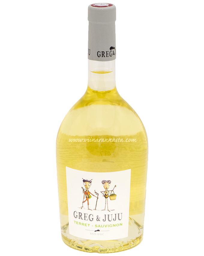 Greg & Juju Terret Sauvignon 12,5% 75cl