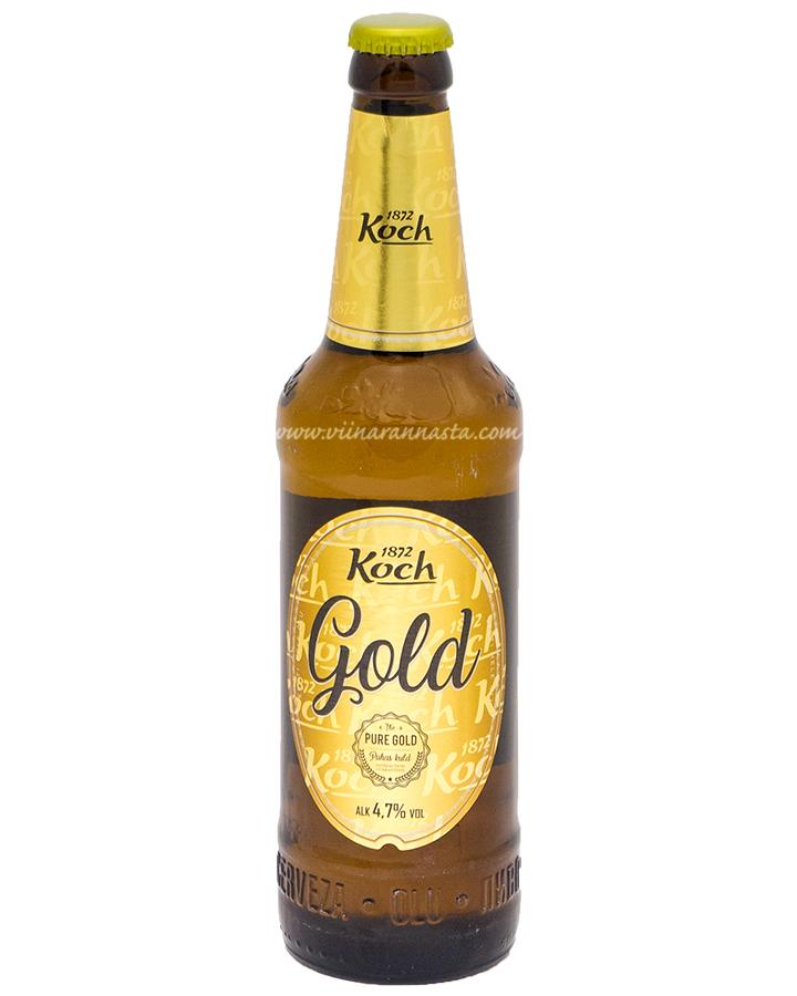 Koch Gold 4,7% 50cl