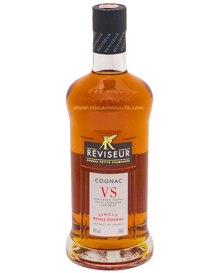 Reviseur Single Estate Cognac VS 40% 70cl