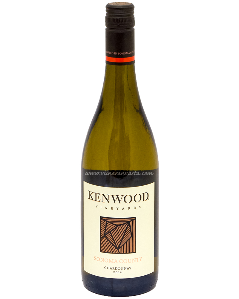 Kenwood Chardonnay 13,5% 75cl