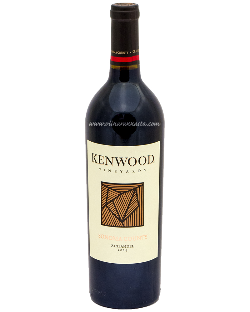 Kenwood Zinfandel 14,5% 75cl
