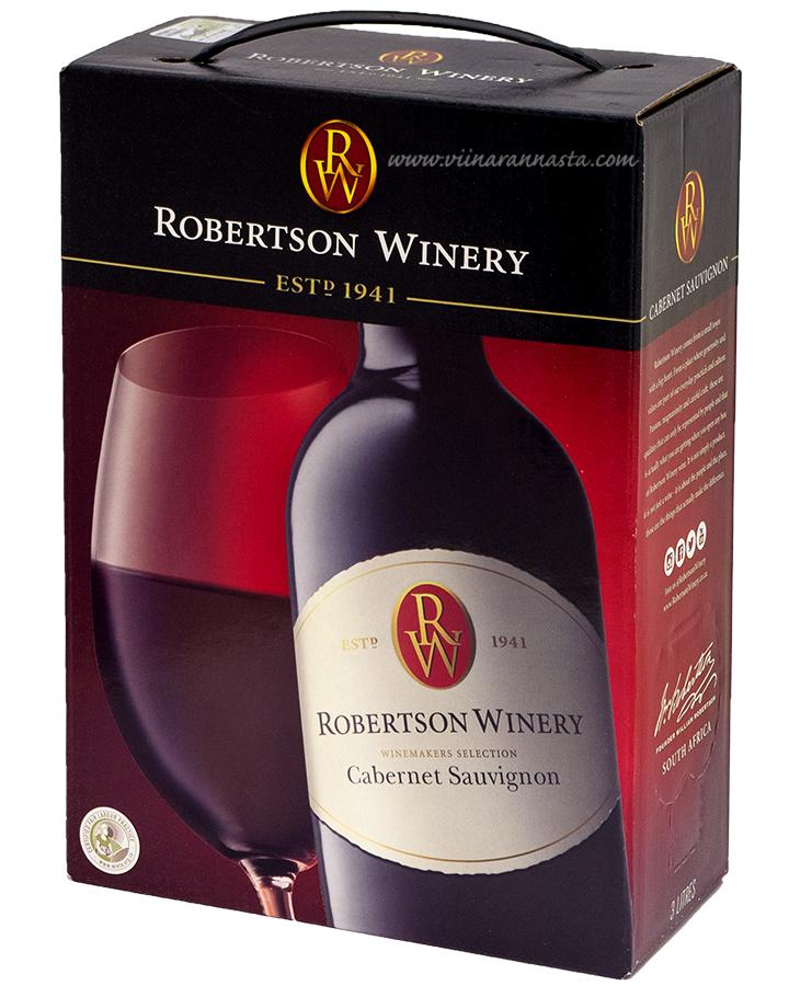 Robertson Cabernet Sauvignon 13,5% 300cl BIB