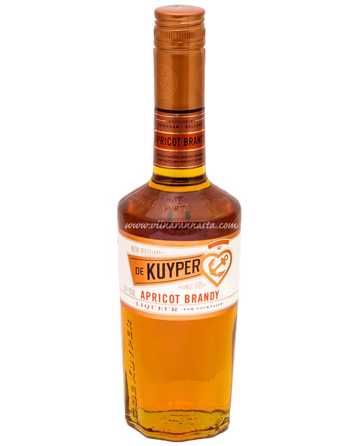 De Kuyper Apricot Brandy 20% 50cl