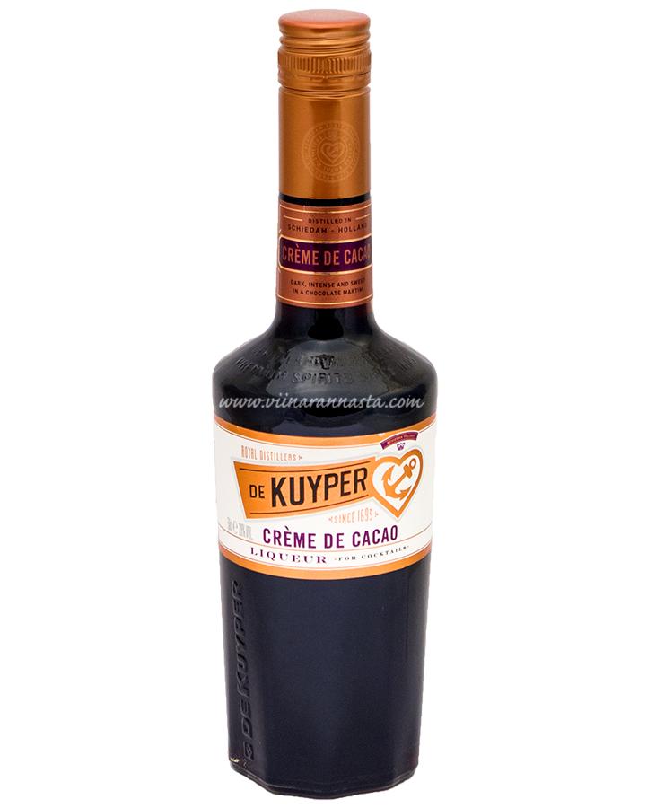 De Kuyper Creme de Cacao Dark 20% 50cl
