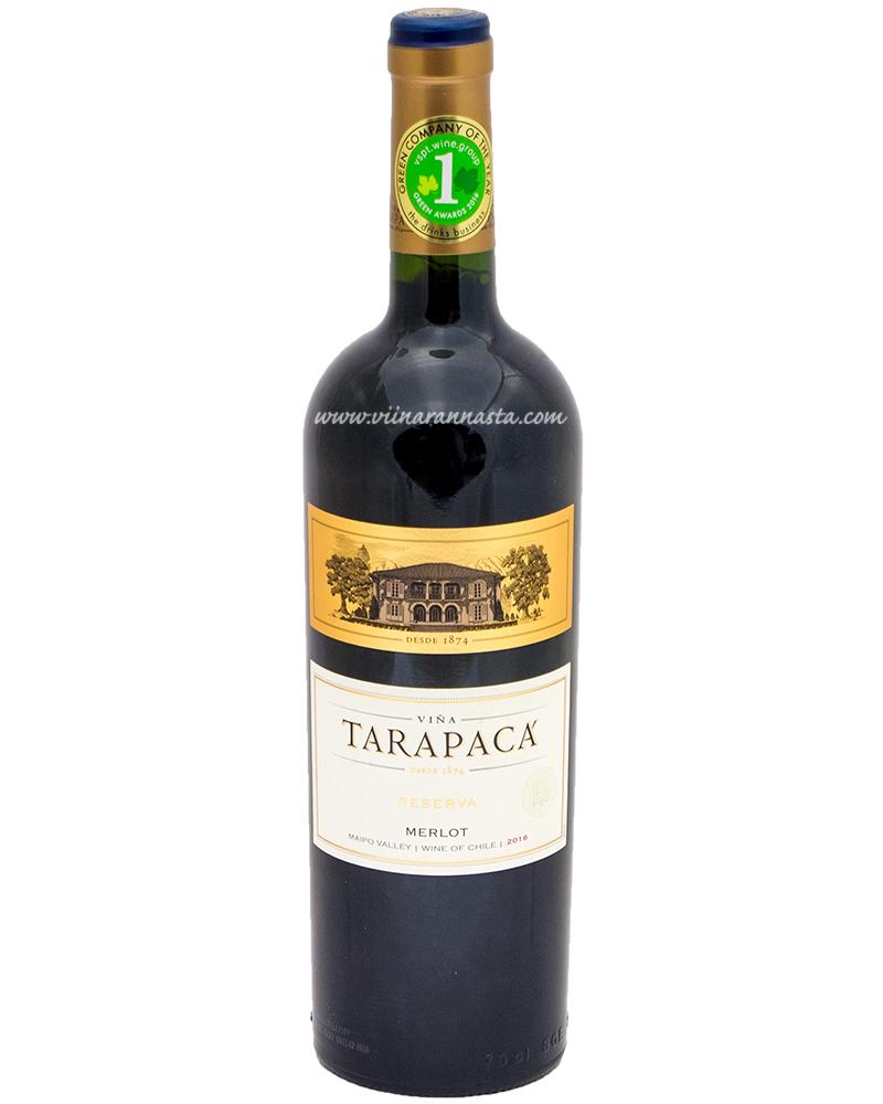 Tarapaca Reserva Merlot 13,5% 75cl