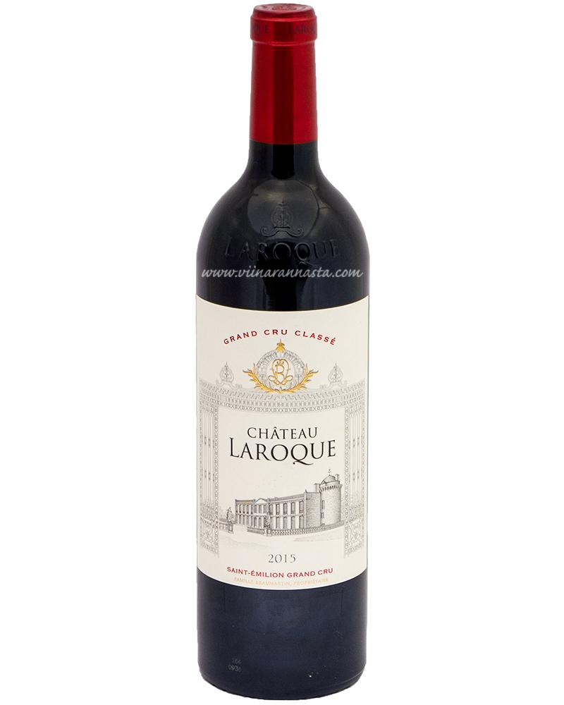 Chateau Laroque Saint-Emilion Grand Cru 14,5% 75cl