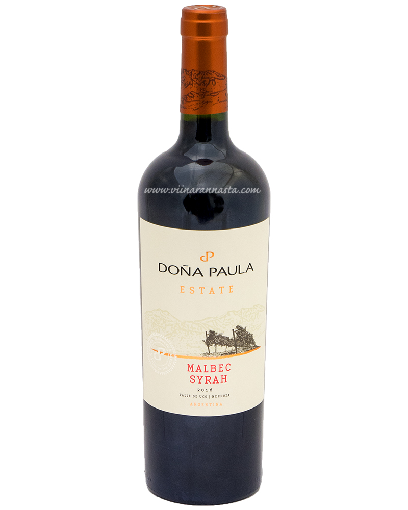 Dona Paula Estate Malbec Syrah 13,5% 75cl