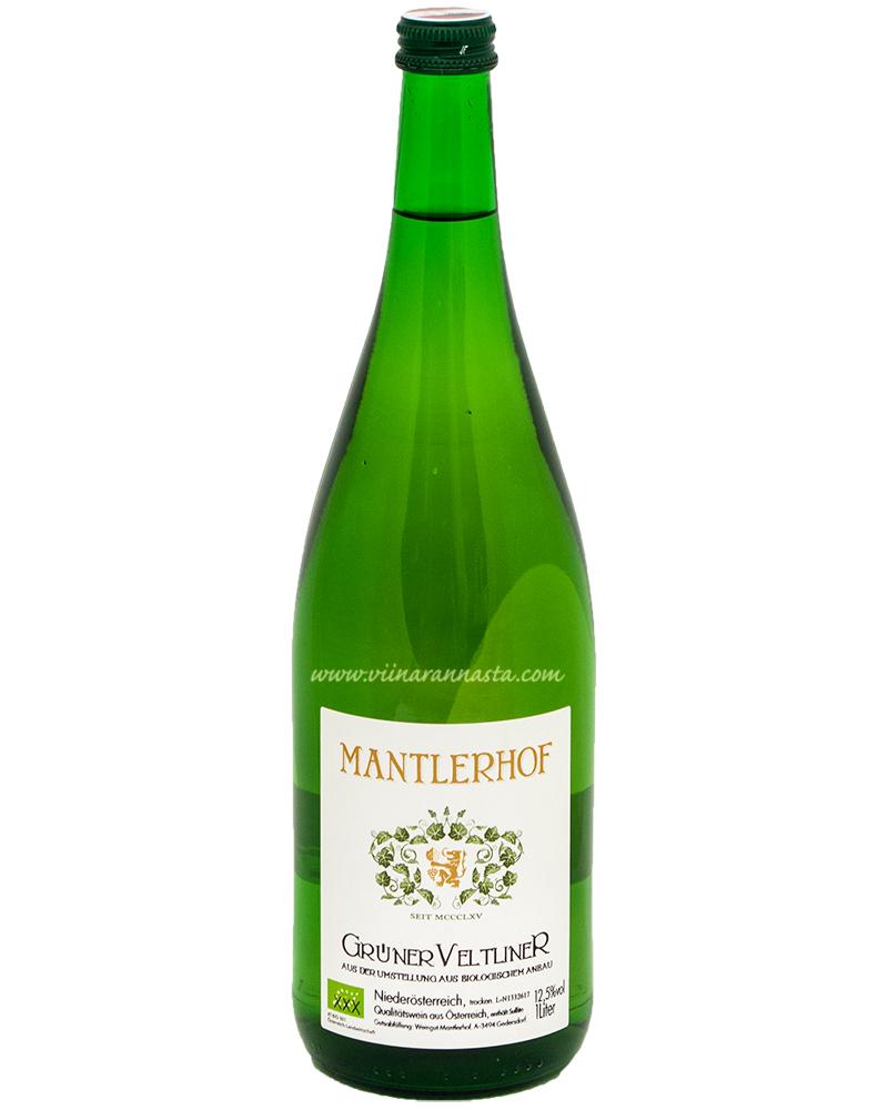 Mantlerhof Grüner Veltliner 12% 100cl