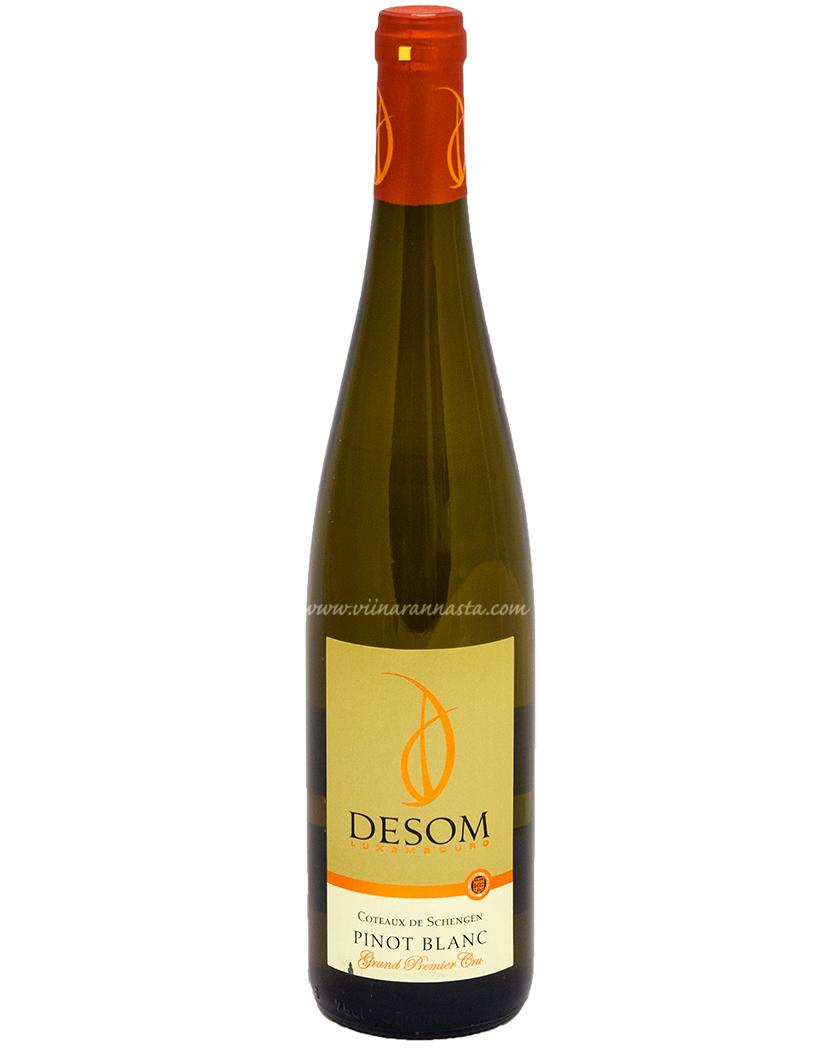 Desom Grand Premier Cru Pinot Blanc 12,5% 75cl