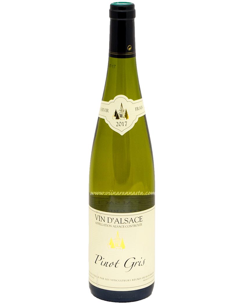 Hunawihr Vin D Alsace Pinot Gris 13% 75cl