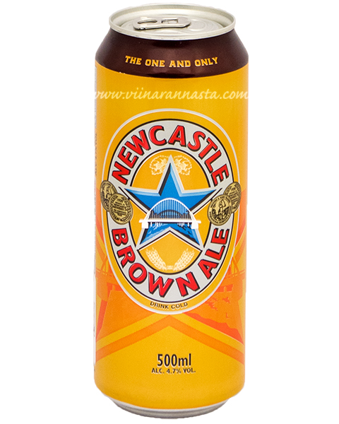 Newcastle Brown Ale 4,7% 50cl TIN