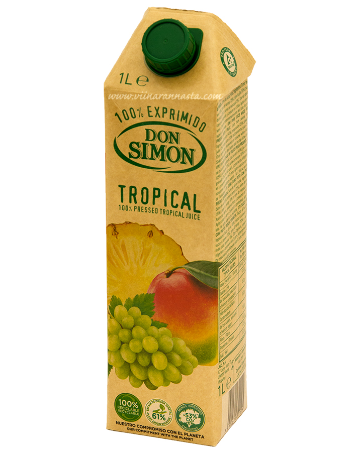 Don Simon Premium Tropical Juice 100cl