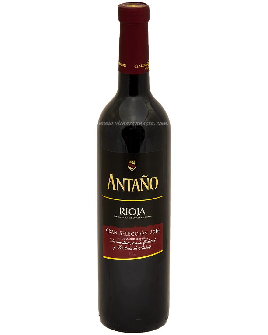 Antano Rioja Gran Seleccion 13% 75cl