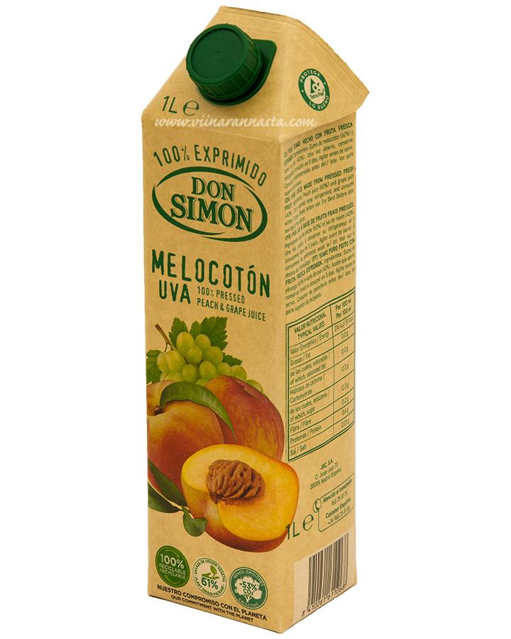 Don Simon Premium Pure Peach & Grape Juice 100cl